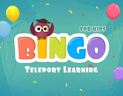 Teleport Learning - Bingo! iOS & Android Game