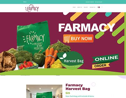 Philly Farmacy - Home Produce Farmacy Bag