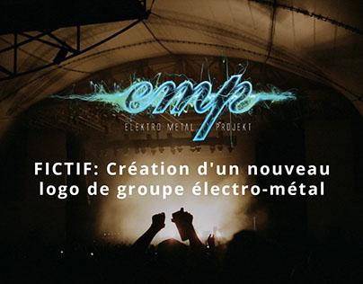Création de logo pour le goupe électro EMP