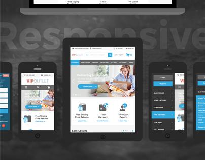 E-Commerce Store (B2C)