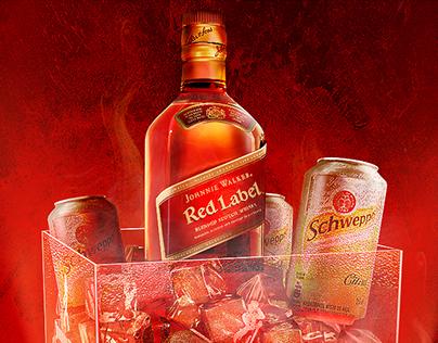 Johnnie Walker Red Citrus