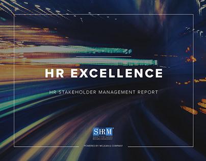 SHRM Stakeholder Report
