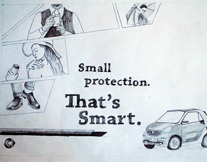 Smart Car Advertising Campaign
