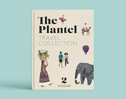 Plantel Year Book — Illustrations