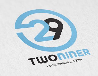 Twoniner logo design