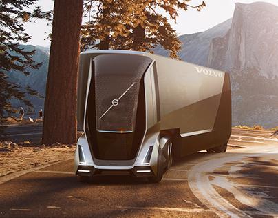 Volvo FX Storyboards / Media Campaign