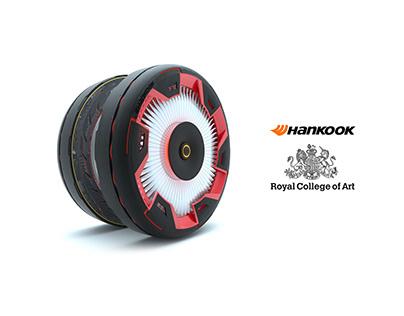 Hankook & RCA Tire Design Innovation Project 2018