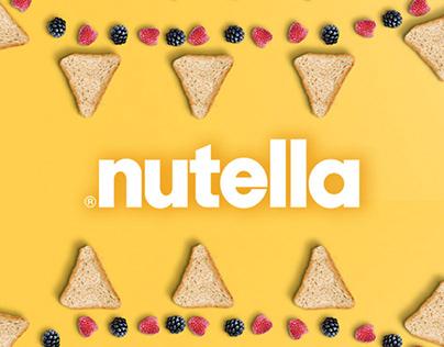 Buen día con Nutella