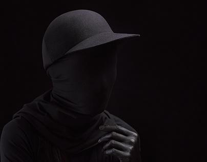Untitled Black hat
