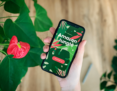 Amazon Jungle intro