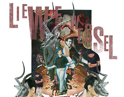 Short story illustration: Liewe Wessel