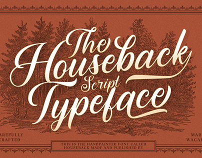Houseback Script