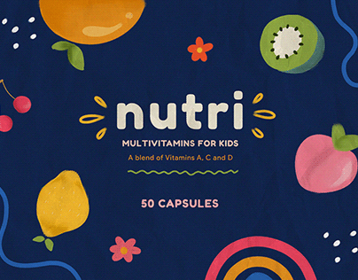 Nutri Multivitamins