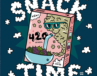 Snack Time - 420