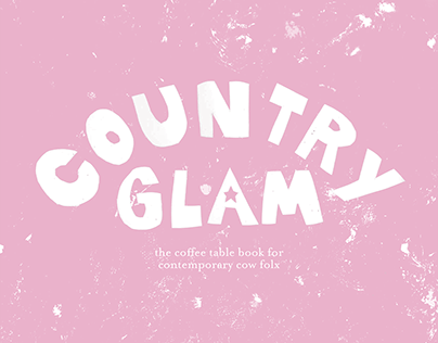 COUNTRY GLAM an image-making book