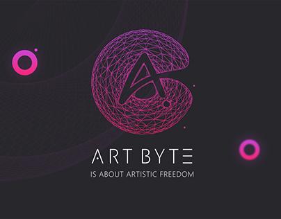 ArtByte web site redesign