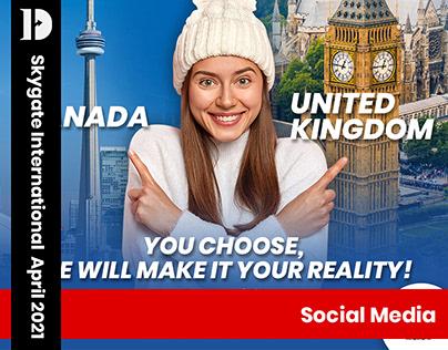 Skygate International | Social Media | April 2021