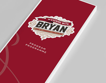 Evening With Bryan Program & Tickets
