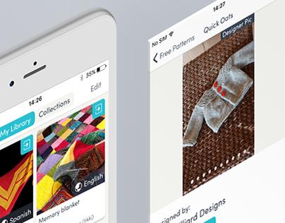 LoveKnitting App