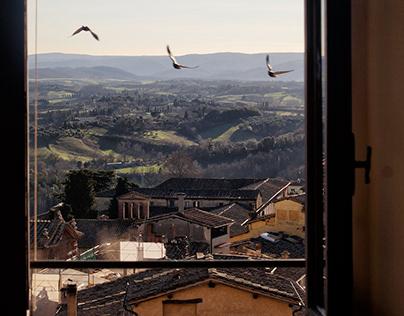 Tuscan Frames