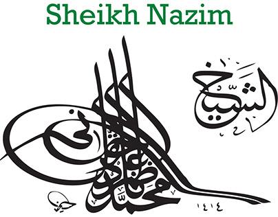 Sheikh Nazim Helping Hands Charity Logo