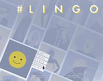 #LINGO / SHORT FILM