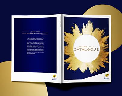 LA POSTE - Catalogue Premium