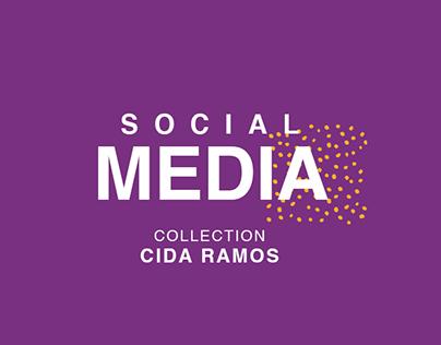 Social Media: Coleção Cida Ramos