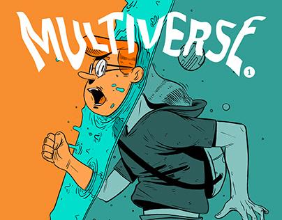 Multiverse Comic
