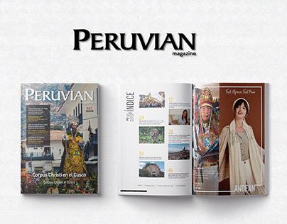 Revista Peruvian Magazine