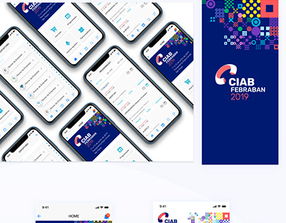 Aplicativo Evento CIAB