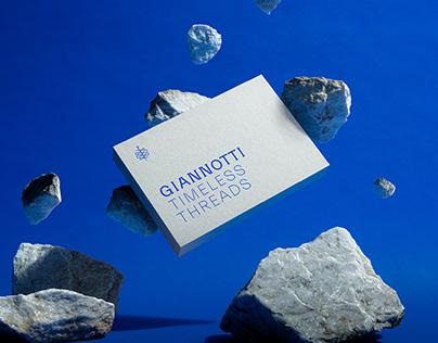 Giannotti - Branding / Visual identity