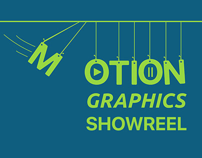 MOTION GRAPHIC SHOWREEL | 2019