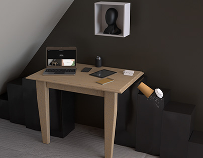 Desk - Dimension