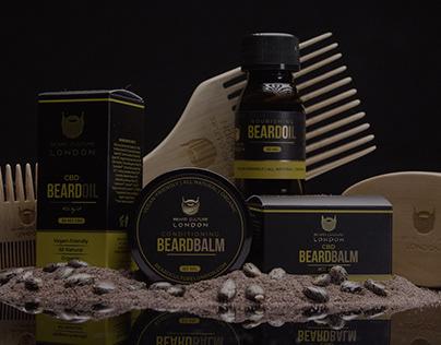 Beard Culture London Brand & Product Launch
