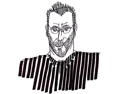 Portrait of Giorgio Vigna