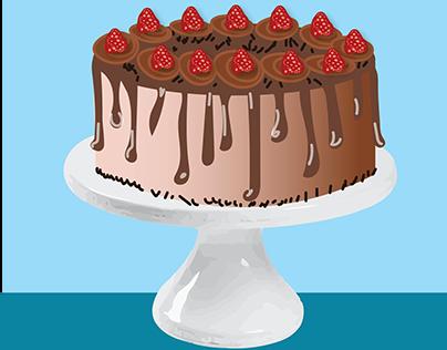 Cake Animation