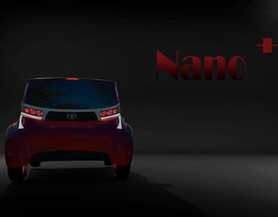 All new Tata Nano Plus