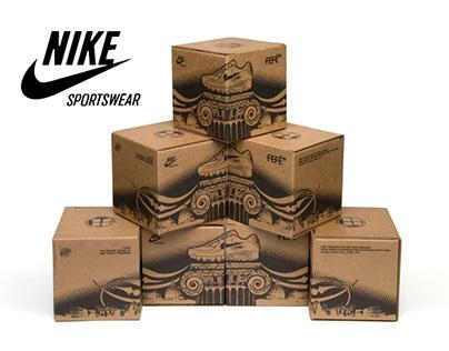 Nike Sportwear // Temporary store gadget