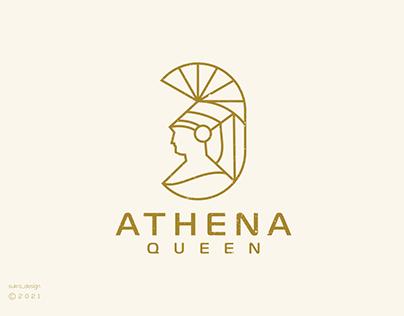 Athena Queen logo