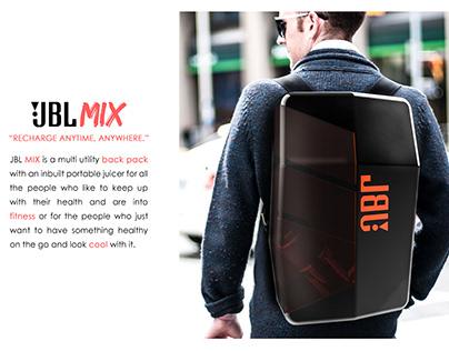JBL MIX - Multi Utility Backpack