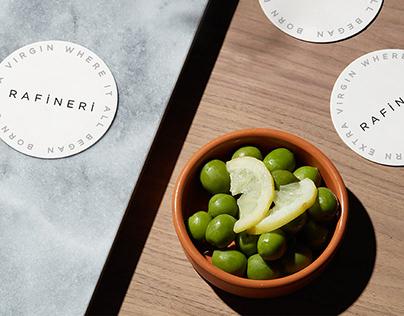 Rafineri | Olive Oil