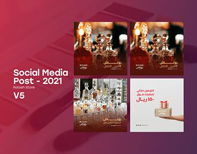 Social Media Post - 2021 V5
