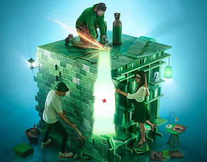 Heineken - Open your world