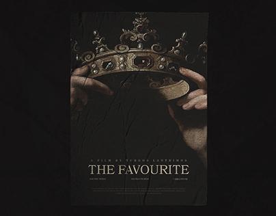 The Favourite — Afiche