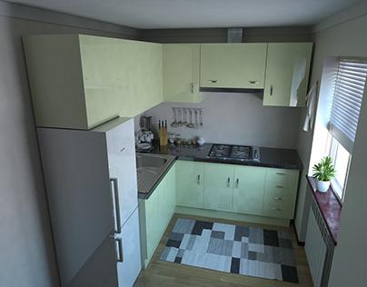 Kitchen (2017)
