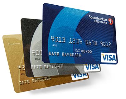 Sparebank 1 – Payment cards