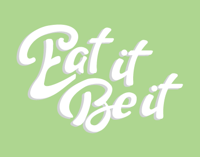 Eat It Be It - Childhood Obesity Campaign
