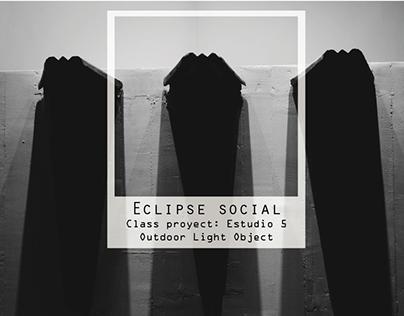 Estudio 5: Desarrollo Eclipse Social