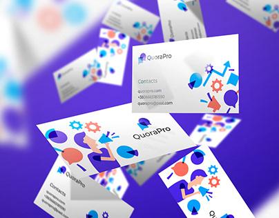 The brand QuoraPro
